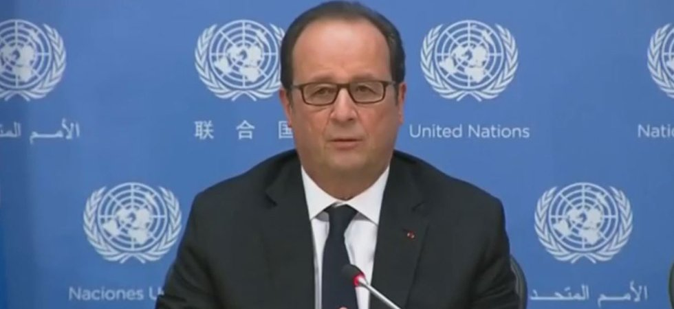 L'improbable conversation entre Hollande et Rihanna