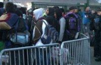 """Reprise des opérations d'évacuation à la """"Jungle"""" de Calais"""