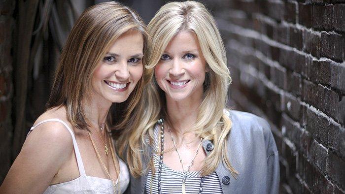 Anna et Kristina, mode et beauté