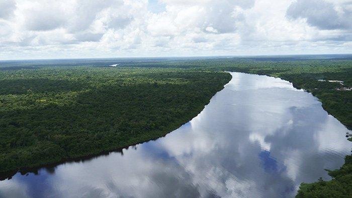 Expédition aux sources de l'Essequibo