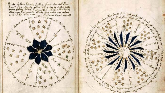 Le mystère du manuscrit Voynich
