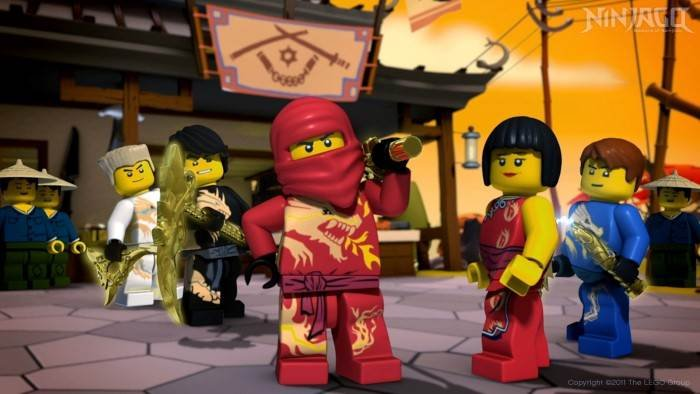 Ninjago : Masters Of Spinjitzu