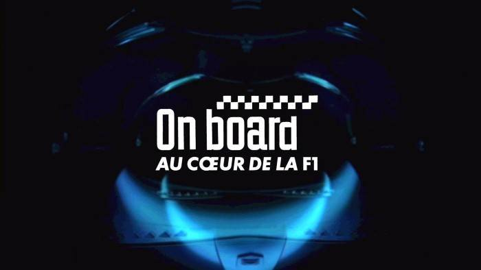 On Board : au coeur de la F1