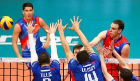 Ligue Mondiale de Volleyball