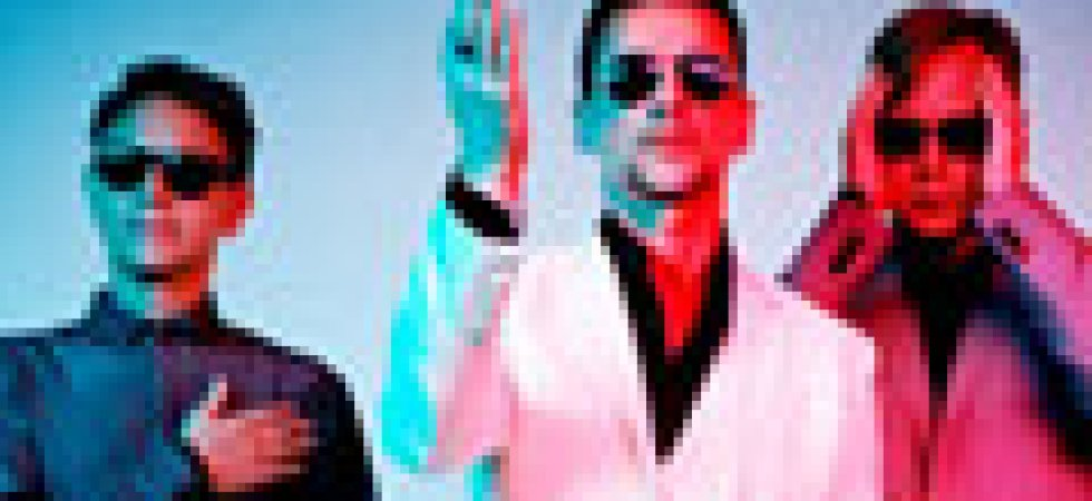 Depeche Mode : un nouvel album ''direct''