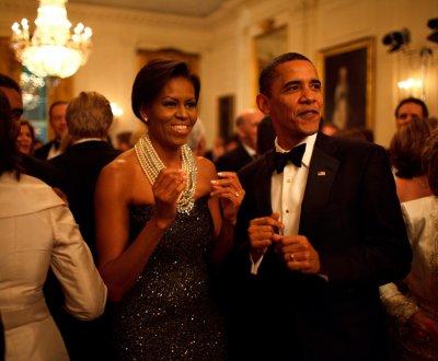 5 temps forts du couple Obama à la Maison-Blanche