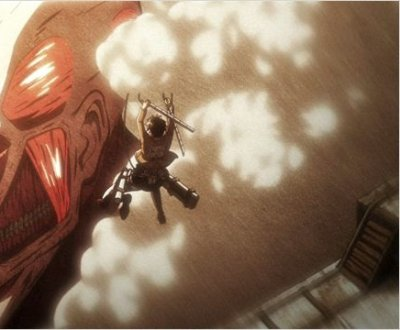 Une adaptation de L'attaque des Titans en projet chez Warner