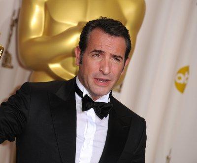 Jean Dujardin soutenu par Marion Cotillard pendant les Oscars