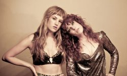 """Smile More"", le nouveau single de Deap Vally"