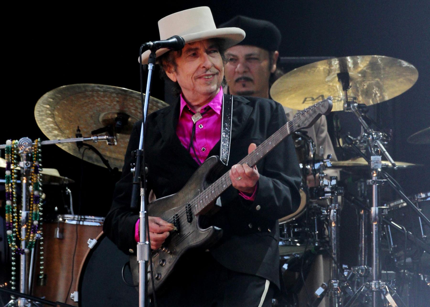 Le nouvel album de Bob Dylan sortira le 19 juin