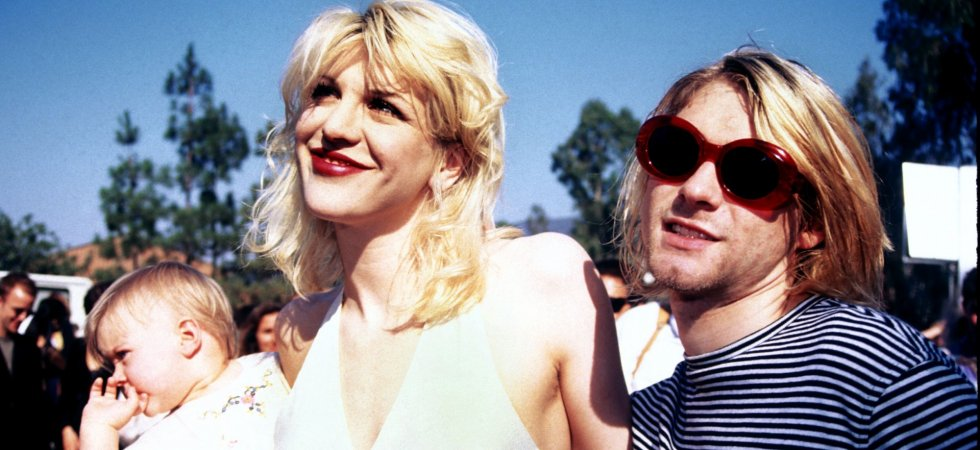 Courtney Love écrit un message à Kurt Cobain le jour de Noël