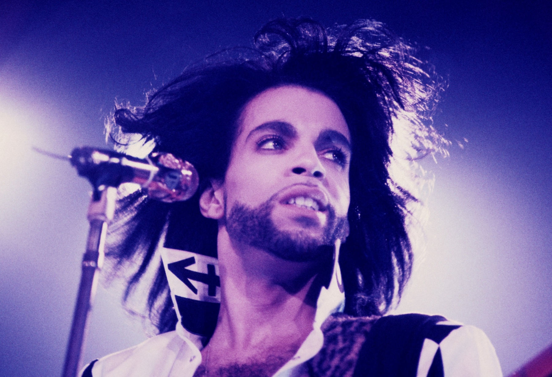 La biographie de Prince sortira cet automne | ICI