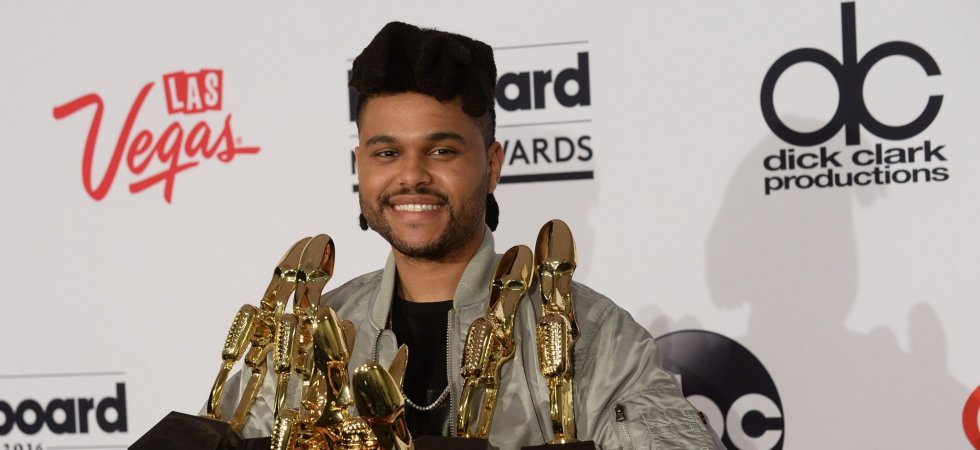 Billboard Music Awards 2016 : Adele et The Weeknd ont tout raflé