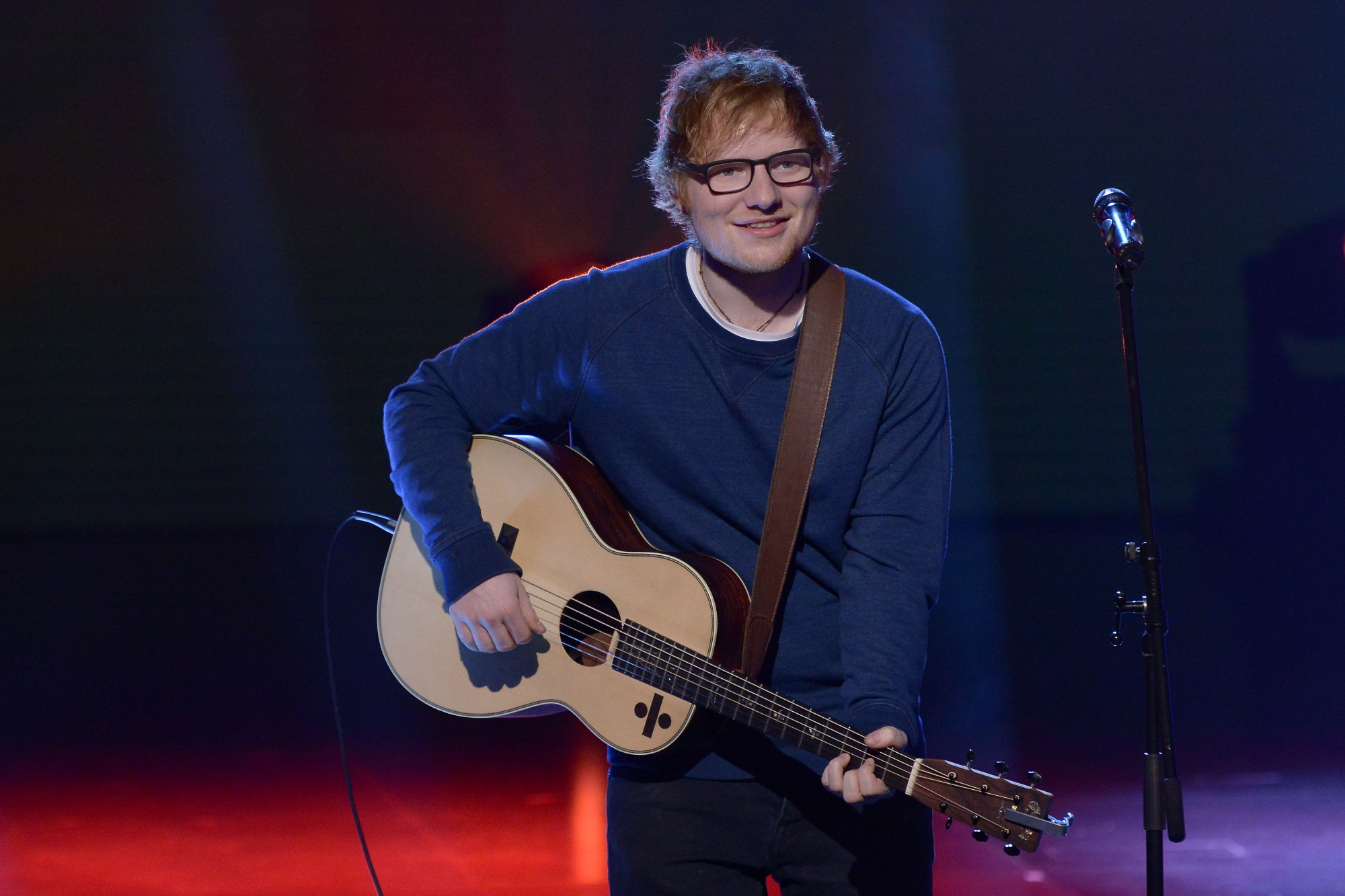 L'interview d'Ed Sheeran qui scandalise les internautes
