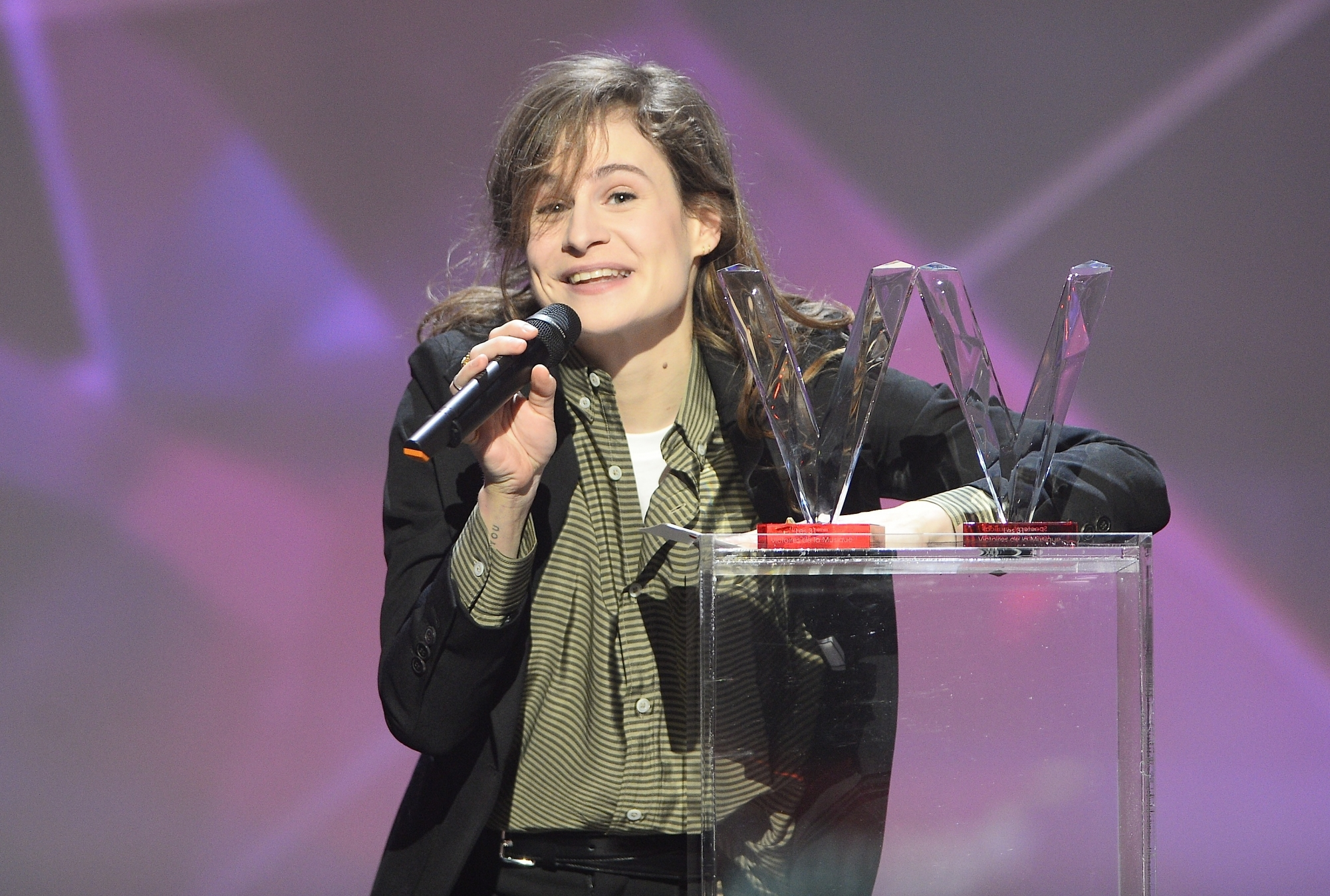 Christine and the Queens sortira son deuxième album en 2018 !