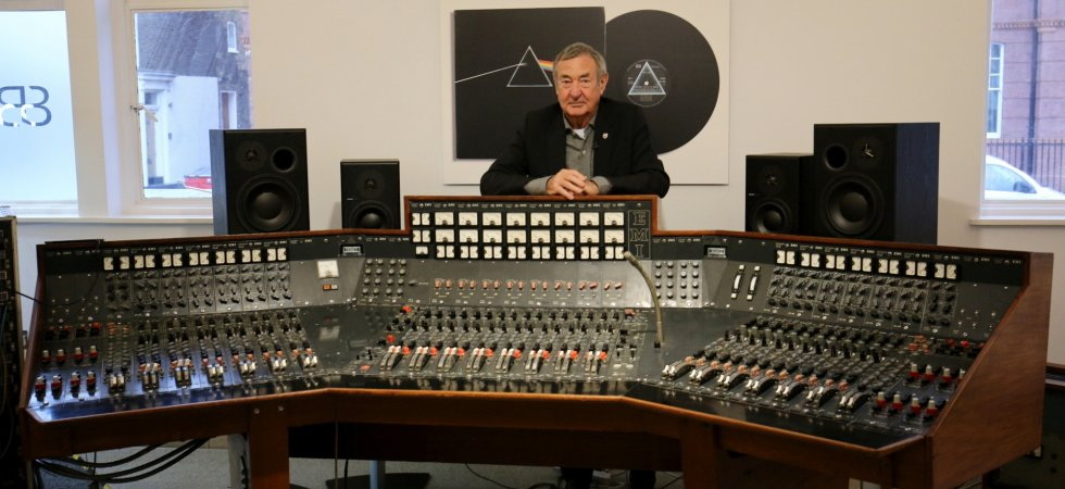 Pink Floyd : la table de mixage qui valait 1,8 million de dollars