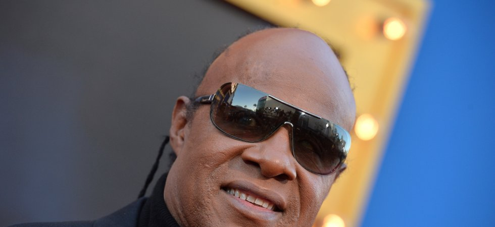 "Michelle Obama, la ""Chérie Amour"" de Stevie Wonder"