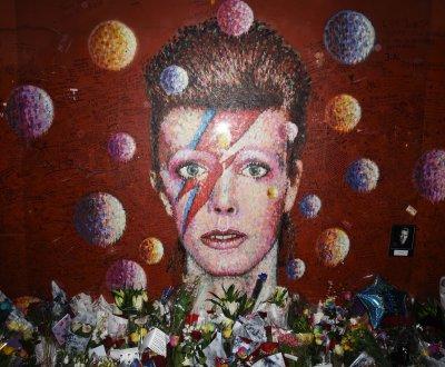 David Bowie, bientôt une statue en son honneur à Londres ?