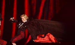 Brit Awards 2015 : la chute de Madonna