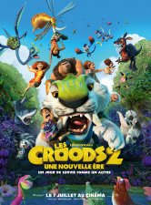 Les Croods 2 : une nouvelle ère Le Poom Salles de cinéma