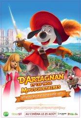 D'Artagnan et les trois Mousquetaires Les Variétés Salles de cinéma