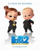 Baby Boss 2 : une affaire de famille Multiplexe Metropolis Salles de cinéma