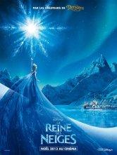 La Reine des neiges odyssée Salles de cinéma