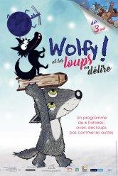 Wolfy ! Et les loups en délire CINEMA DU COLISEE Salles de cinéma