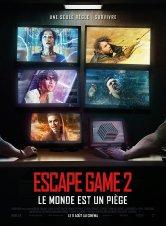 Escape Game 2 - Le Monde est un piège Pathé Nice - Massena Salles de cinéma