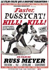 Faster, Pussycat! Kill! Kill! odyssée Salles de cinéma
