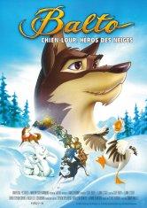 Balto chien-loup, héros des neiges Le Cinéma - Maison de la Culture Salles de cinéma