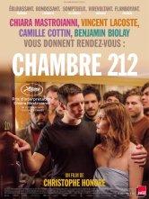 Chambre 212 CGR le Colisée Carcassonne Salles de cinéma