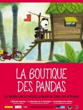 La Boutique des pandas Le Cinématographe Ciné Nantes Loire Atlantique Salles de cinéma