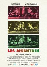 Les Monstres odyssée Salles de cinéma