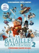 La Bataille géante de boules de neige 2, l'incroyable course de luge Association Cinema Le Palace Salles de cinéma