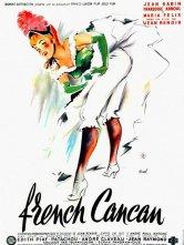 French Cancan Mourguet Salles de cinéma