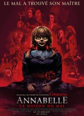 Annabelle - La Maison Du Mal Cinéma CGR Le Français Salles de cinéma