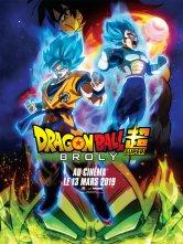 Dragon Ball Super: Broly CGR Troyes Ciné City Salles de cinéma