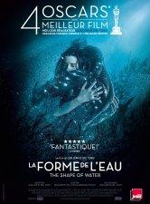 La Forme de l'eau - The Shape of Water Le Majestic Salles de cinéma