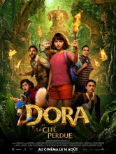 Dora et la Cité perdue Les Nacelles Salles de cinéma