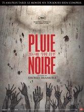 Pluie noire Cinéma  Victor Hugo Lumière Salles de cinéma