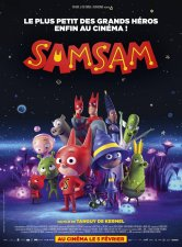 Samsam Ciné Toboggan Salles de cinéma