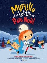 Myrtille et la lettre au Père Noël Cinéma Le Vivarais Salles de cinéma