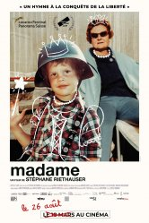 Madame Mega CGR Colmar Salles de cinéma