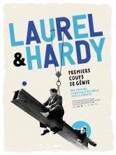 Laurel et Hardy Premiers coups de génie Lux Scène nationale de Valence Salles de cinéma