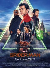 Spider-Man: Far From Home LE PALACE Salles de cinéma
