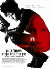 Millenium : Ce qui ne me tue pas Pathé Nice - Le Paris Salles de cinéma