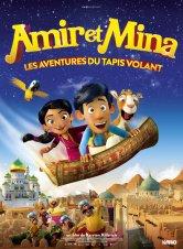 Amir et Mina : Les aventures du tapis volant Cinema Pathe Gaumont Salles de cinéma