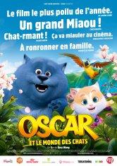 Oscar et le monde des chats CGR Moulins Salles de cinéma