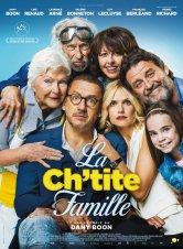La Ch'tite famille Méga CGR Bourges Salles de cinéma